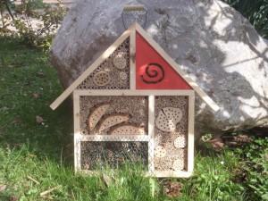 Insektenhotel - Haus (50x65cm)