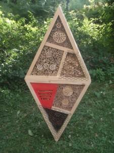 Insektenhotel Raute (45x100cm)