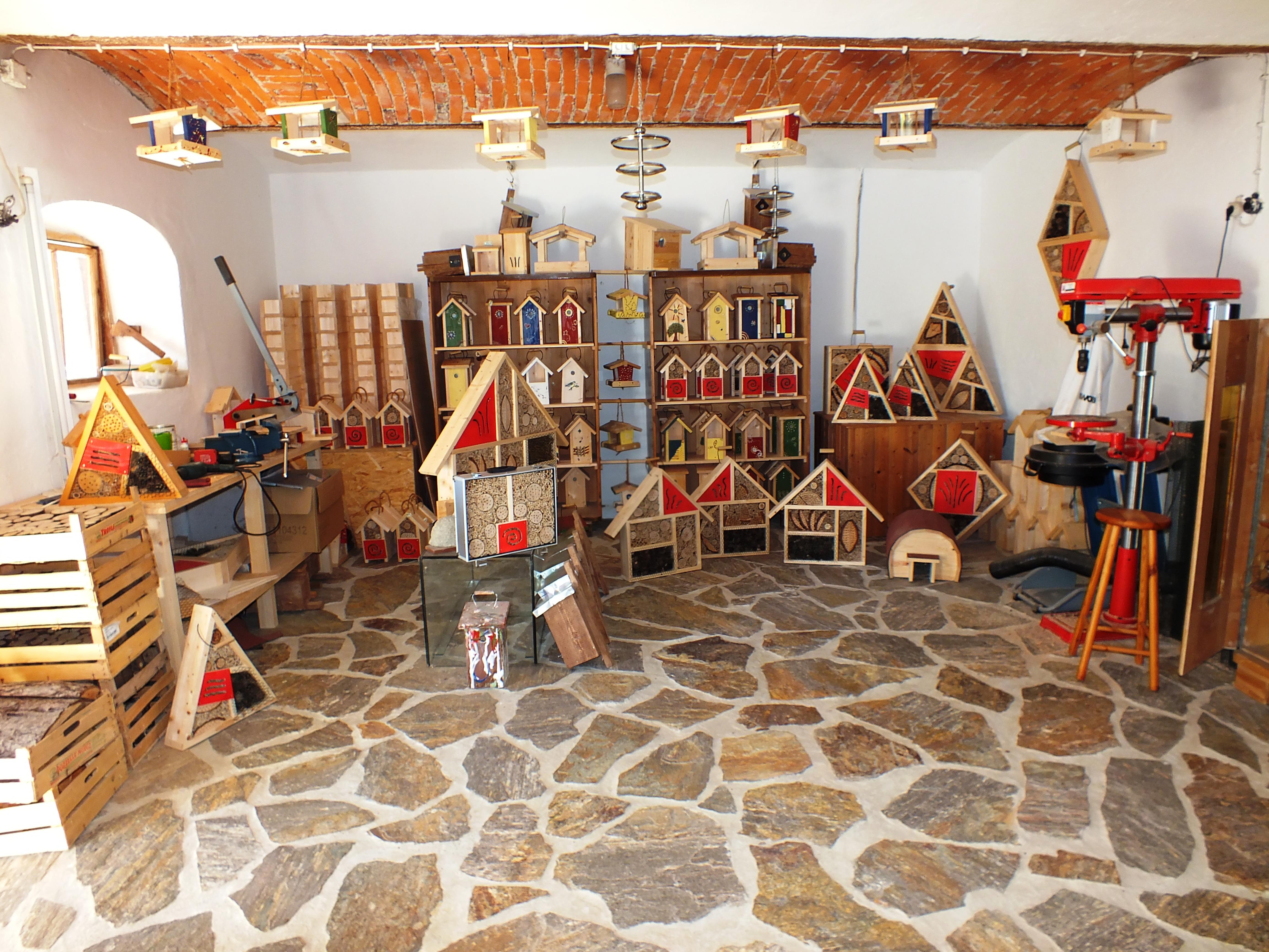 Guggis Werkstatt